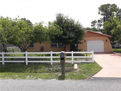 4931 Pompano Road, Venice, FL 34293 - MLS#: A4439502