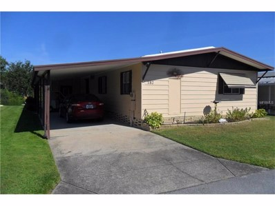 2055 S Floral Ave UNIT 182, Bartow, FL 33830 - MLS#: B4700968