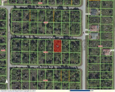 13489 Walmsley Avenue, Port Charlotte, FL 33953 - MLS#: C7204037