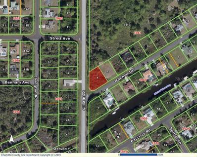 12286 Mitchell Terrace, Port Charlotte, FL 33981 - MLS#: C7210839