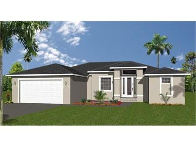 3425 Colony Court, Punta Gorda, FL 33950 - MLS#: C7226383