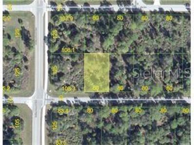 18142 Poston Avenue, Port Charlotte, FL 33948 - MLS#: C7233212