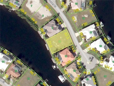 1345 Osprey Drive, Punta Gorda, FL 33950 - MLS#: C7233401