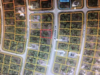 Jeannin Drive, North Port, FL 34288 - MLS#: C7234107