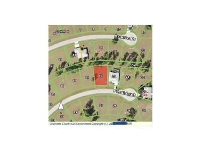 16265 Perdida Court, Punta Gorda, FL 33955 - MLS#: C7235070