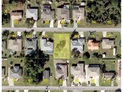 23453 Rocket Avenue, Port Charlotte, FL 33954 - MLS#: C7237712