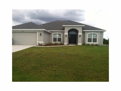 6863 Beckwith Avenue, North Port, FL 34291 - MLS#: C7238429