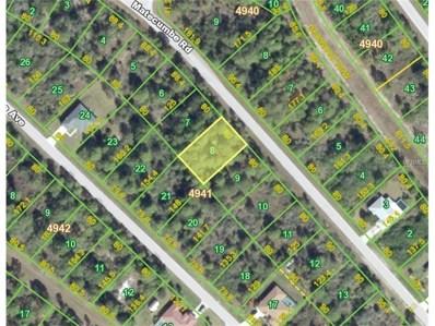 8325 Matecumbe Road, Port Charlotte, FL 33981 - MLS#: C7238583