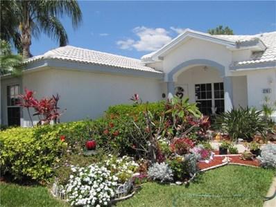 2161 Corona Del Sire Drive, North Fort Myers, FL 33917 - MLS#: C7238717