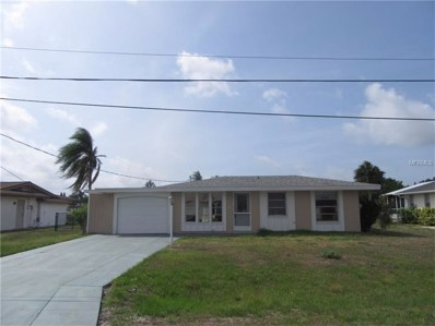 175 N Waterway Drive NW, Port Charlotte, FL 33952 - MLS#: C7239701