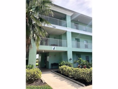 2160 Heron Lake Drive UNIT J105, Punta Gorda, FL 33983 - MLS#: C7240076