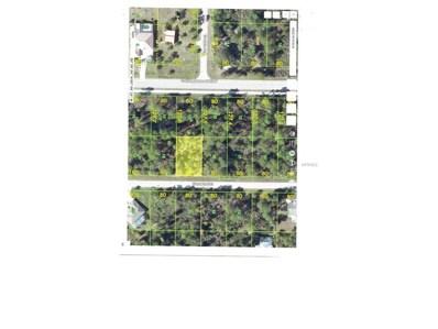 3181 Tamarind Street, Port Charlotte, FL 33948 - MLS#: C7240489
