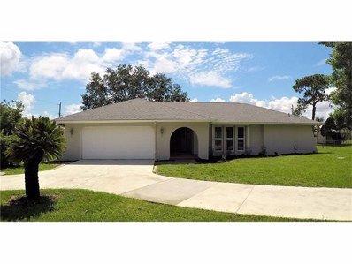 3130 Beacon Drive, Port Charlotte, FL 33952 - MLS#: C7240674