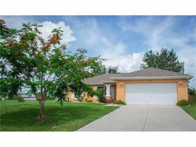 617 Juanita Court, Cape Coral, FL 33909 - MLS#: C7240835