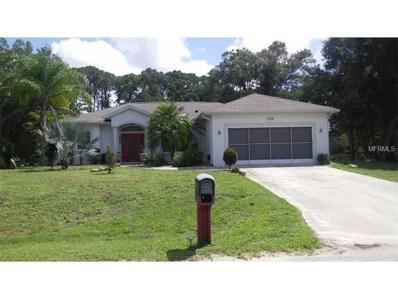 1752 Music Lane, North Port, FL 34286 - MLS#: C7240945