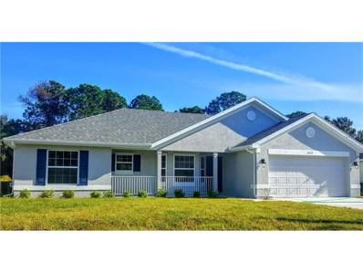 14374 Dafoe Street, Port Charlotte, FL 33981 - MLS#: C7241018