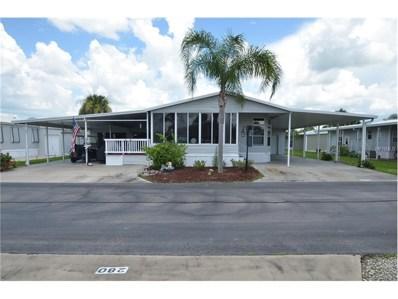 7725 Bluff Boulevard UNIT 7725, Zolfo Springs, FL 33890 - MLS#: C7241395