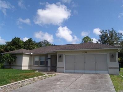 3596 Pericles Avenue, North Port, FL 34286 - MLS#: C7241436