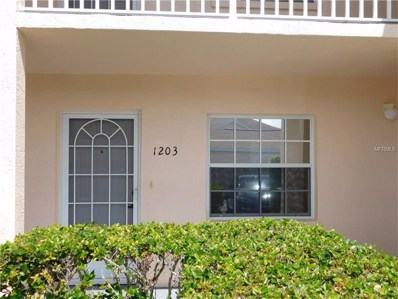 12144 Egret Circle UNIT 1203, Lake Suzy, FL 34269 - MLS#: C7242356