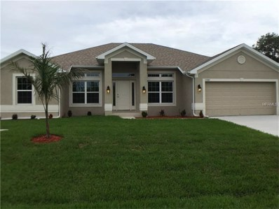 158 Annapolis Lane, Rotonda West, FL 33947 - MLS#: C7242396