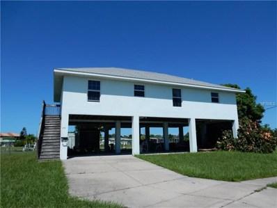 280 Mentel Terrace, Port Charlotte, FL 33952 - MLS#: C7242669