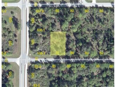 18020 Poston Avenue, Port Charlotte, FL 33948 - MLS#: C7242927