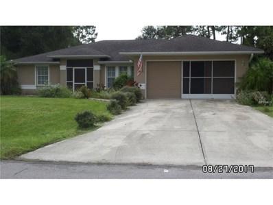 83 Adalia Terrace, Port Charlotte, FL 33954 - MLS#: C7242972
