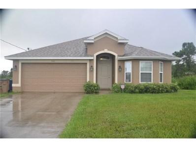 561 Windermere Drive, Lehigh Acres, FL 33972 - MLS#: C7243110