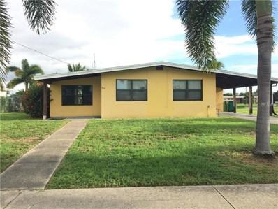 370 Weber Terrace, Port Charlotte, FL 33952 - MLS#: C7243140