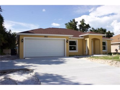 1563 S Haberland Boulevard, North Port, FL 34288 - MLS#: C7243245