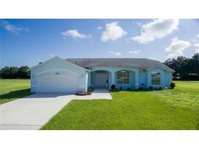 3442 Appaloosa Street, Arcadia, FL 34266 - MLS#: C7243305