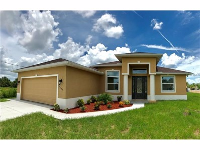 2154 Cincinnati Street, North Port, FL 34286 - MLS#: C7243607