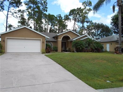 1308 Geranium Avenue, North Port, FL 34288 - #: C7243694