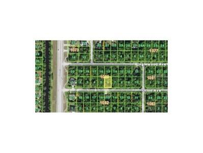 17344 Orion Avenue, Port Charlotte, FL 33954 - MLS#: C7243792