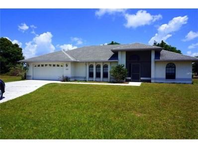 612 San Ambrosio Street, Punta Gorda, FL 33983 - MLS#: C7243963