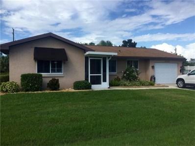 19334 Edgewater Drive, Port Charlotte, FL 33948 - MLS#: C7244009