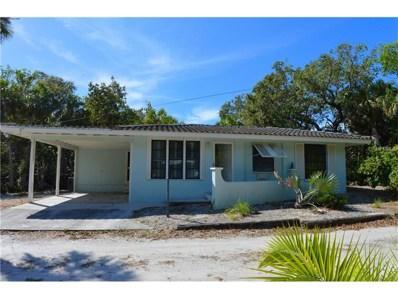4065 N Beach Road UNIT A, Englewood, FL 34223 - MLS#: C7244260