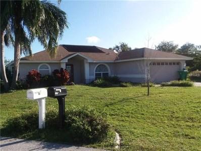 17180 Lavender Avenue, Port Charlotte, FL 33948 - MLS#: C7244580