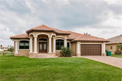 5074 Ackley Terrace, Port Charlotte, FL 33981 - MLS#: C7244729