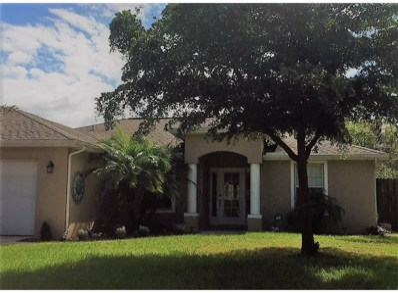 5887 Fling Avenue, North Port, FL 34291 - MLS#: C7244780