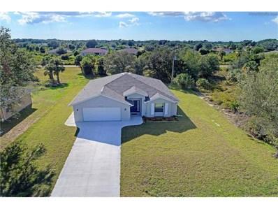 1601 S Biscayne Drive, North Port, FL 34287 - MLS#: C7244900