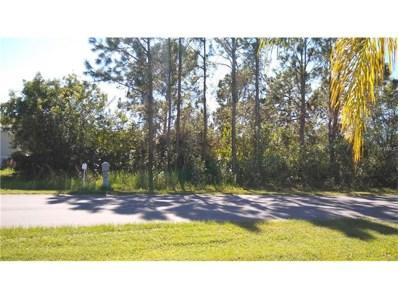 23085 Hillsdale Avenue, Port Charlotte, FL 33954 - MLS#: C7244976