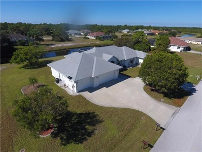 96 Pine Valley Lane, Rotonda West, FL 33947 - MLS#: C7245162
