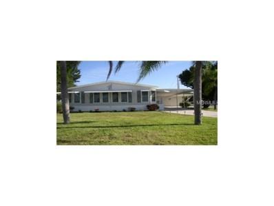 600 Blackburn Boulevard, North Port, FL 34287 - MLS#: C7245269