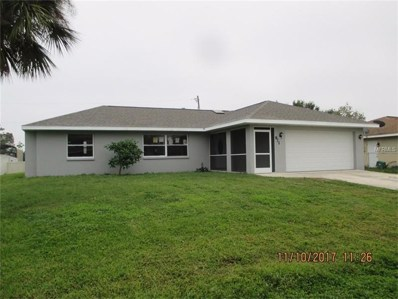 971 Linnaen Terrace NW, Port Charlotte, FL 33948 - MLS#: C7245450