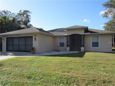 1621 Goshen Road, North Port, FL 34288 - MLS#: C7245467