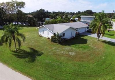 18549 Ackerman Avenue, Port Charlotte, FL 33948 - MLS#: C7245671