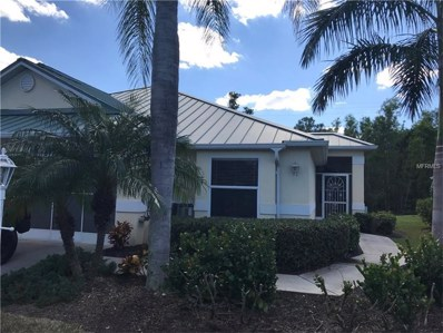 422 Gaspar Key Lane, Punta Gorda, FL 33955 - MLS#: C7245983