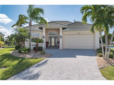 1255 Eider Court, Punta Gorda, FL 33950 - MLS#: C7246234