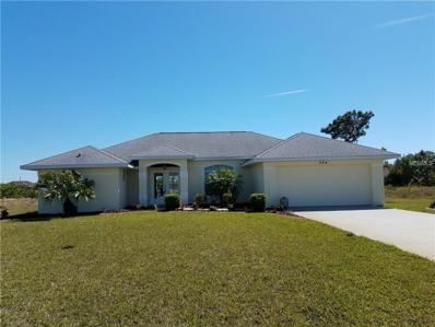 284 Rotonda Boulevard E, Rotonda West, FL 33947 - MLS#: C7246354